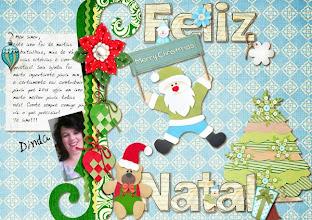 Photo: Christmas2 by MariR Urban Letters by Lili Font Lehn217 PS CS5