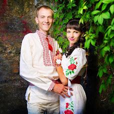 Wedding photographer Andrey Kolomiec (vedmedik). Photo of 04.05.2014