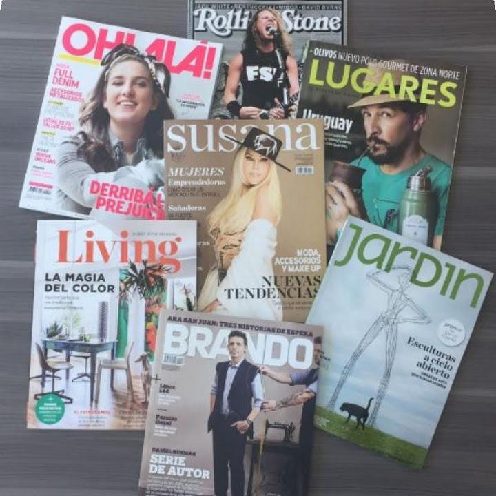 revistas del grupo la nacion de marzo 2018 tapas y On revistas del espectaculo