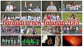 Bárdudvarnok Falunap 2015.