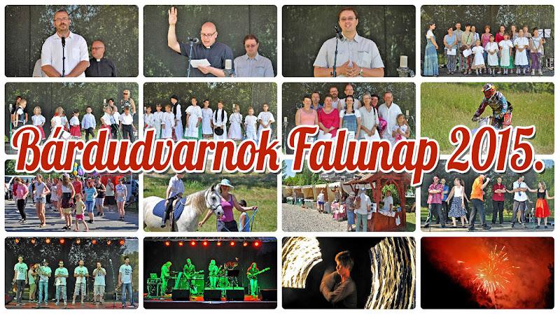 Falunap 2015 Bárdudvarnok képgaléria