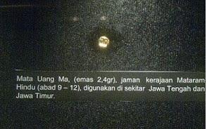 uang logam kerajaan mataram kuno