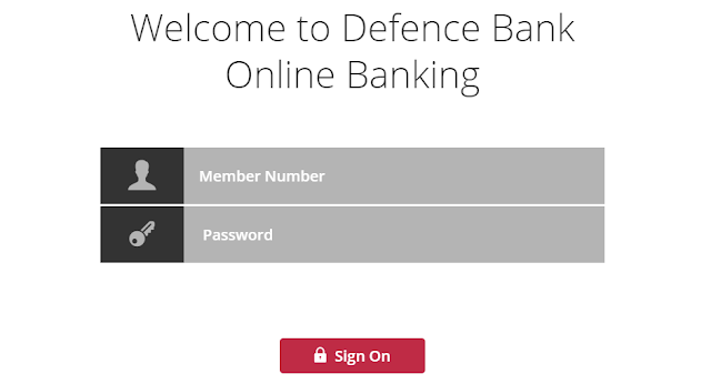 Defence Bank Online Login