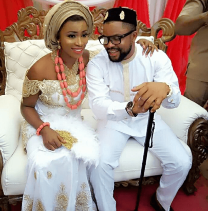 This Nigerian Lady Met Her Man & Got Married Under 1 Month