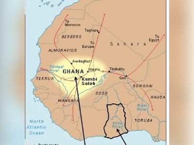 The Rise And Fall Of Old Ghana (Brief History)