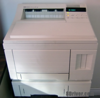 download driver HP LaserJet 4m Plus Printer
