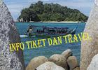 Informasi Tiket dan Travel