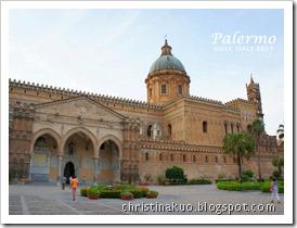 【Italy♦義大利】西西里*Palermo 巴勒摩 - 西西里的首府: 巴勒摩主教堂, 四拐角, 羞恥噴泉, 道地小吃牛雜包