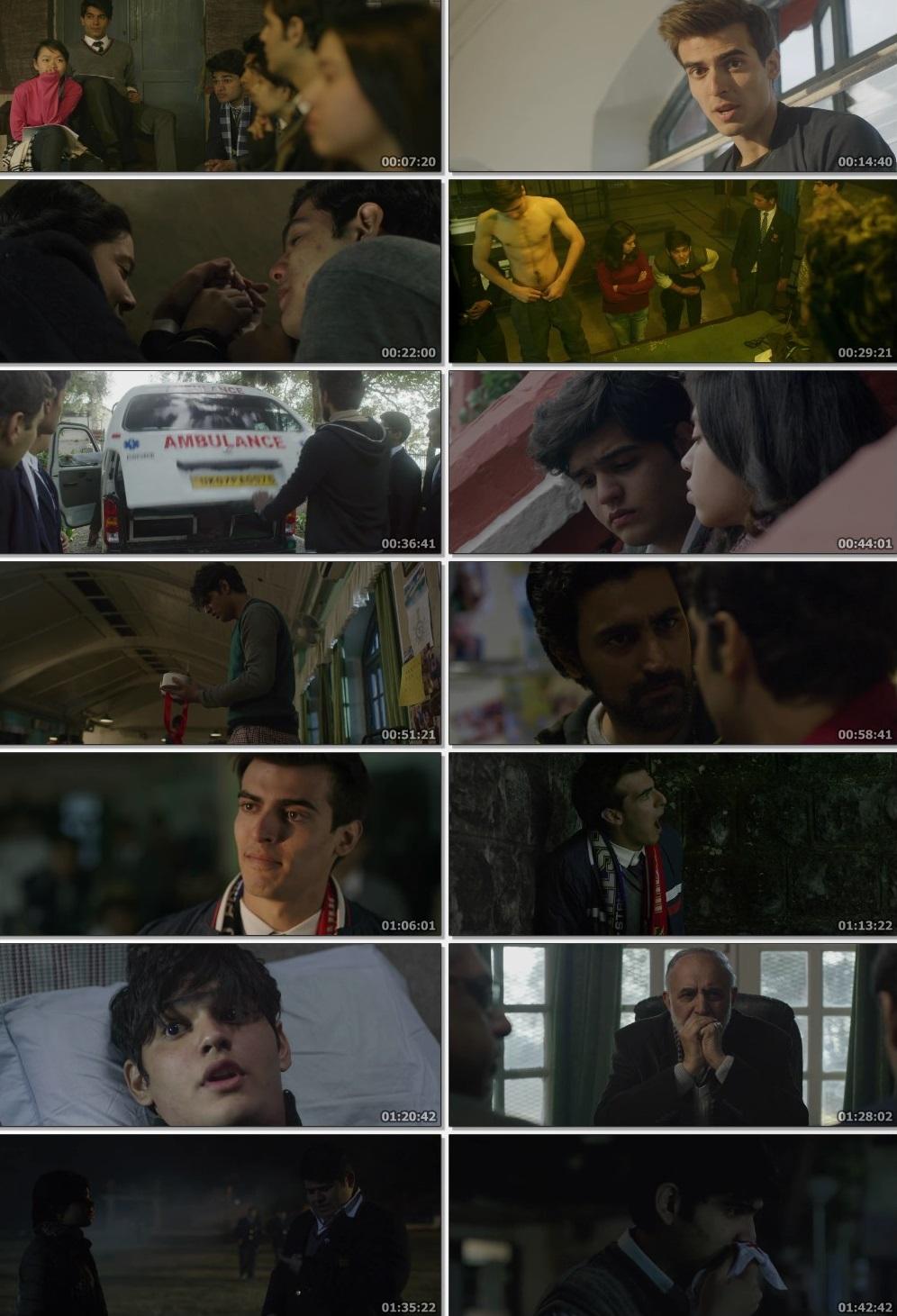 Screen Shot Of Noblemen 2019 Full Movie Free Download HD 720P Watch Online