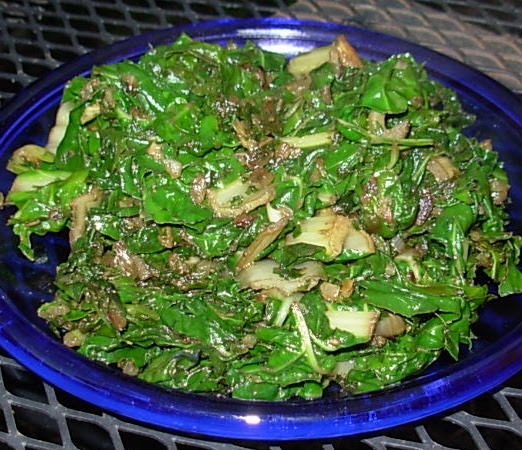 From Kirsten's Kitchen to Yours: Sauteed Swiss Chard with ...