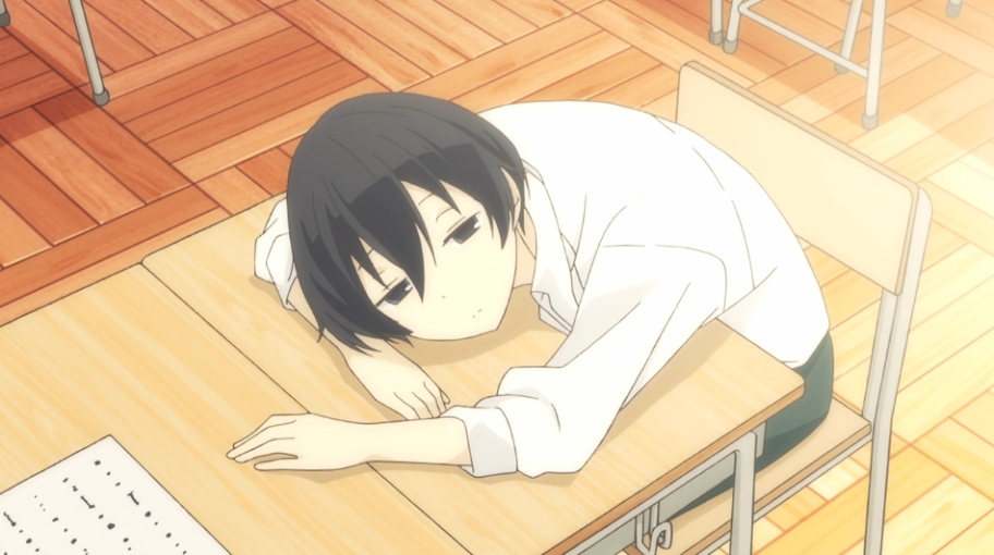 Image result for tanaka-kun wa itsumo kedaruge