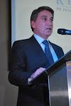 A convite do Sindicato Médico do Rio Grande do Sul(SIMERS) Germano Rigotto proferiu palestra dirigida à categoria médica, dia 06/07/2012, no Hotel Sheraton, em Porto Alegre.
