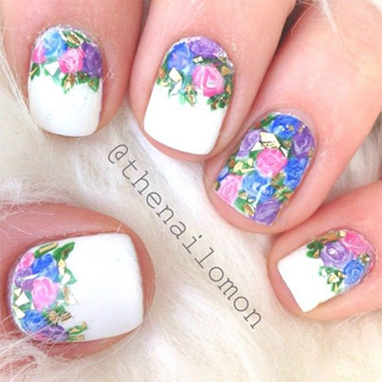 Most beautiful nail art designs 2017 pics of beautiful nail art most beautiful nail art designs 2017 most beautiful spring nail art ideas styles shweshwe prinsesfo Choice Image
