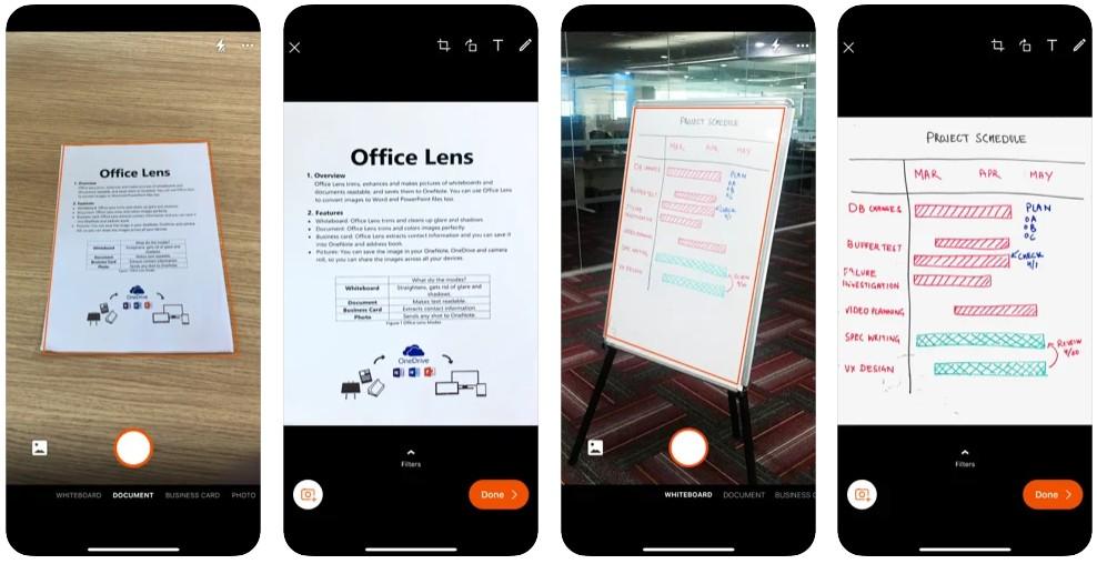 Microsoft Lens: PDF Scanner