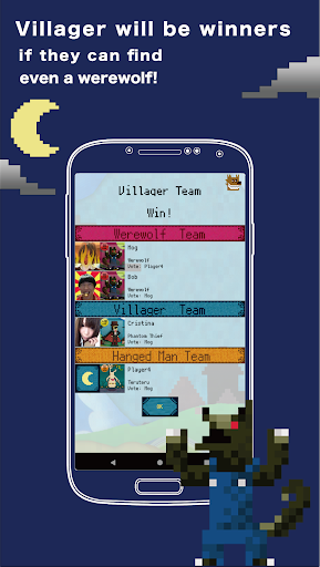 One Night Werewolf for Android apkpoly screenshots 4