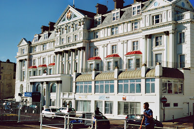 Royal Victoria Hotel St Leonards September 2015