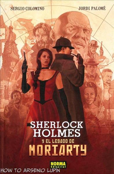 P00005 - Sherlock Holmes y el lega