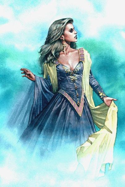 Consta, Sorceress 1