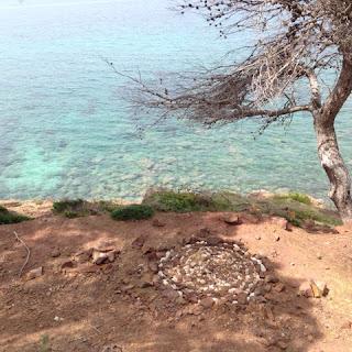 Mallorca Strand Füße