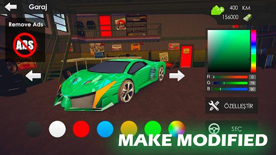 Luxury Car City - Open World Driving & Drift for PC-Windows 7,8,10 and Mac apk screenshot 2