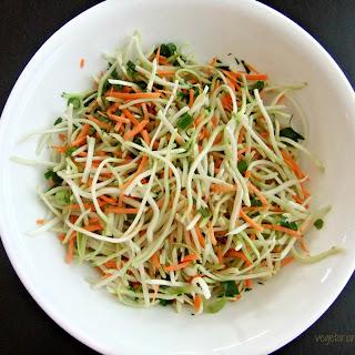 Asian Inspired Slaw – #glutenfree