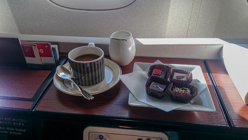 JL%252520LAX NRT 113 - REVIEW - JAL : First Class- Los Angeles to Tokyo Narita (B77W)