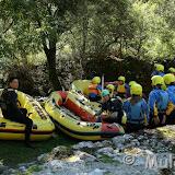 Rafting na Soci