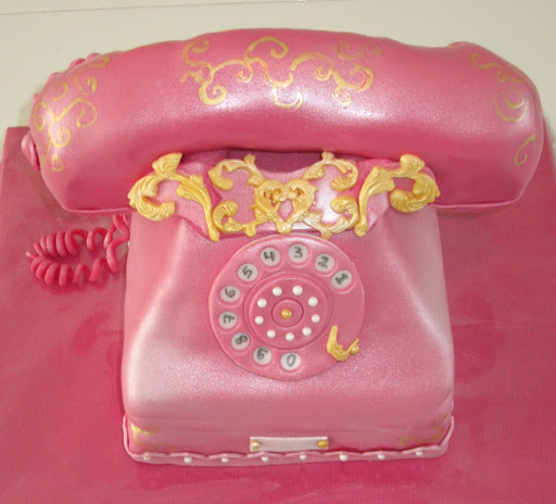 820- Telefoon rose retro.JPG