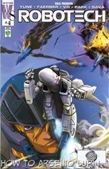 P00005 - 04 Robotech #4