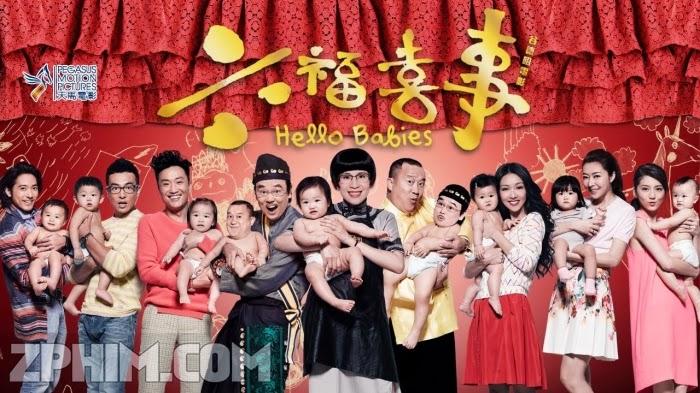Ảnh trong phim Xin Chào Baby - Hello Babies 1