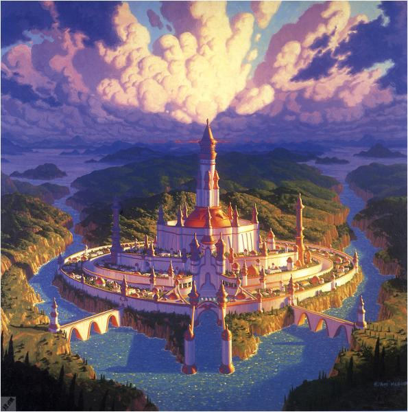 The City Of Gods, Magical Landscapes 2