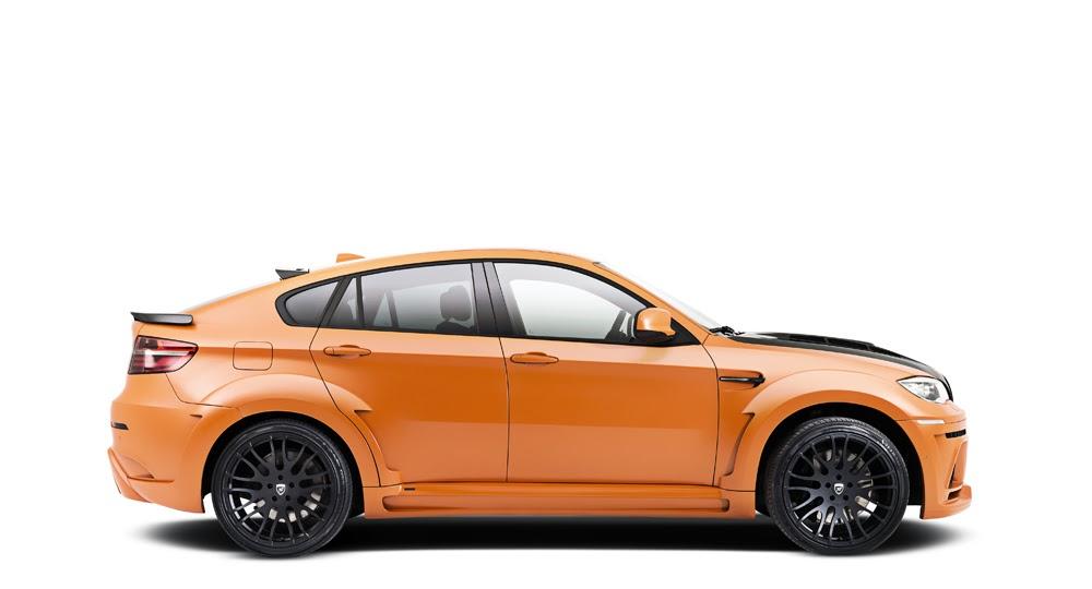 Hamann-BMW-X6 M- 5