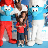 WWW.ENTSIMAGES.COM -     David Harewood at     The Smurfs 2 - gala film screening at Vue West End (Leicester Square), London, July 28th 2013                                                  Photo Mobis Photos/OIC 0203 174 1069