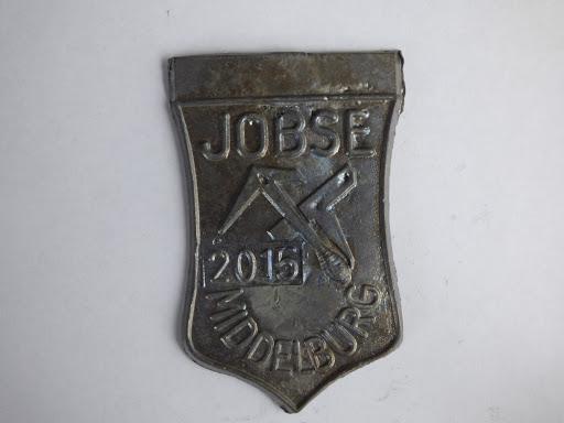 Naam: JobsePlaats: MiddelburgJaartal: 2015