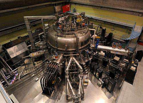 China's 'Artificial Sun' achieves fusion break through