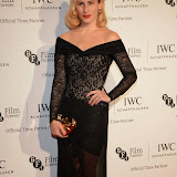 WWW.ENTSIMAGES.COM -   Charlotte Dellal  arriving at       IWC Schaffhausen and BFI London Film Festival - private dinner at Battersea Evolution, London October 7th 2014Swiss watch brand and British Film Institute host party to celebrate their three year partnership.                                                Photo Mobis Photos/OIC 0203 174 1069