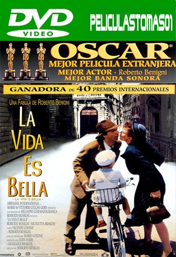 La Vida es Bella (1997) DVDRip