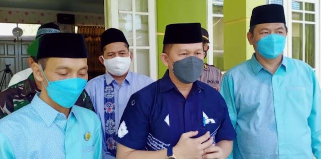 Sekda Kapuas Ucapkan Selamat Ramadan dan Sampaikan Pesan Prokes