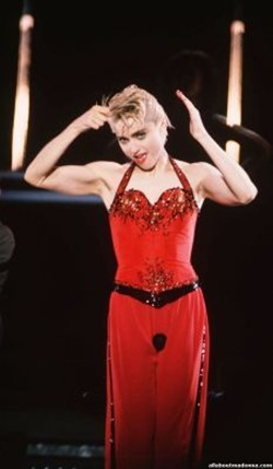 A turnê mais simpática de Madonna