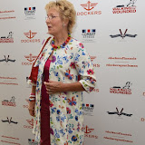 OIC - ENTSIMAGES.COM - Christine Hamilton at the Dockers Flannels for Hero's Charity cricket match and Garden party Chelsea London 19th June 2015  Photo Mobis Photos/OIC 0203 174 1069