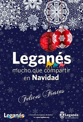 Cabalgata de Reyes 2016 en Leganés