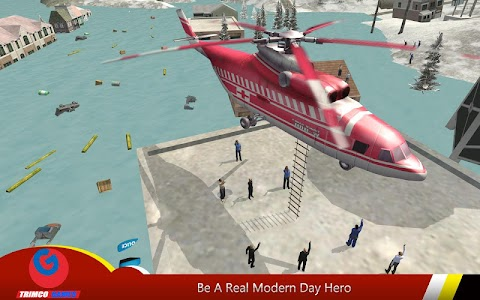 Helicopter Hill Rescue 2016 v1.6 Mod Money + Ad Free
