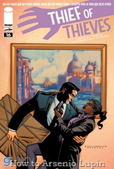 Actualización 30/12/2016: Heisenberg & Raziel 36 actualizan una serie ahora exclusiva del blog y la pagina de Facebook Comics Gravity, con el numero 16 de Thief of Thieves. Es hora de sentarse a conversar con el padrino...