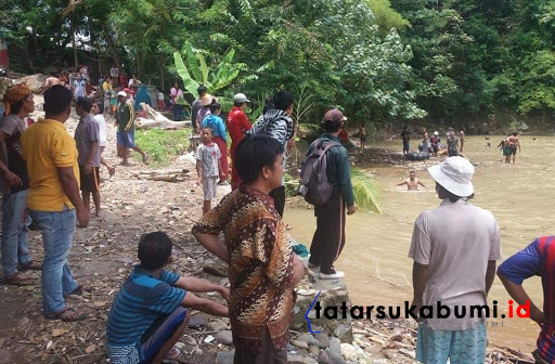 Pemuda Berkebutuhan Khusus Tewas Tenggelam di Sungai Cibareno Cisolok