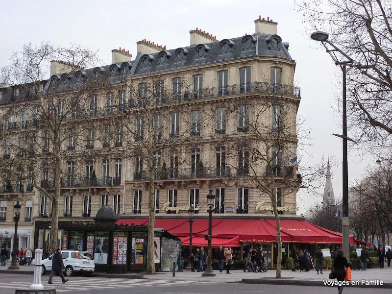 Champs elysée - Fouquet's