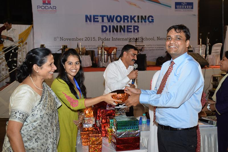 Networking Dinner - Podar International School - 5