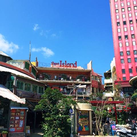 Depot Island Chatan
