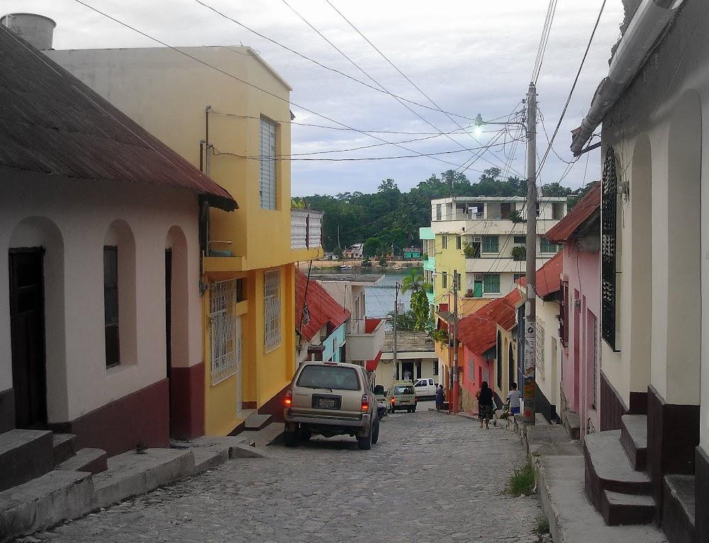 San Benito street scene