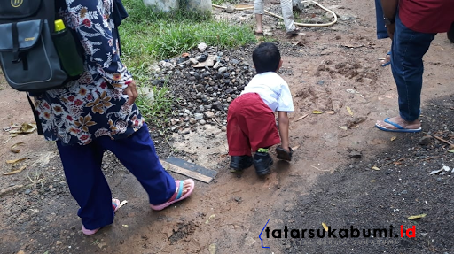 Kaki Palsu dari Jokowi Belum Terpakai, Adul Masih Merangkak
