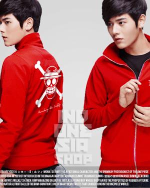 indonesia shop e6 jaket anime one piece monkey d luffy